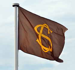 Flag of the Skiff Club