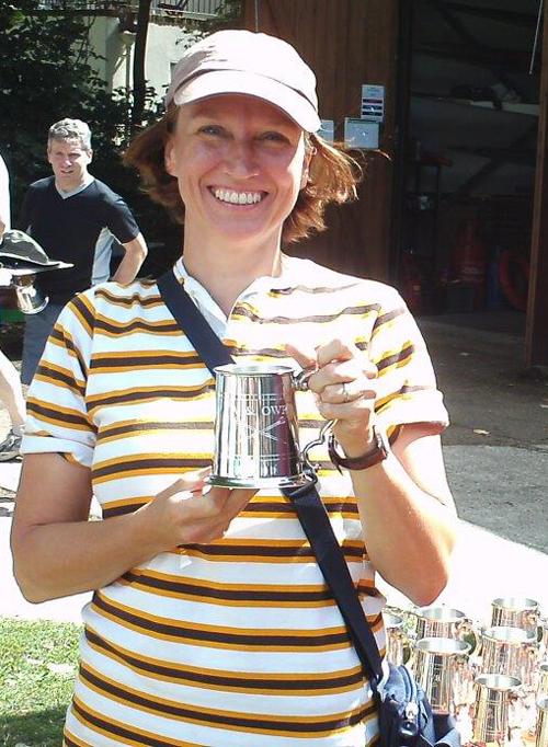 Jane - Punting Pot
